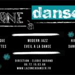 discipline de la zone a danser